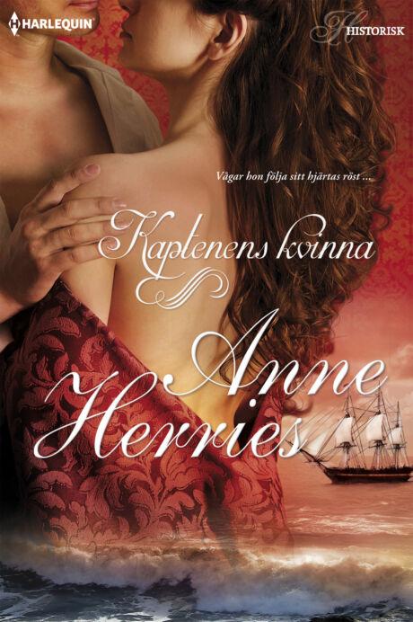 Harpercollins Nordic Kaptenens kvinna - ebook