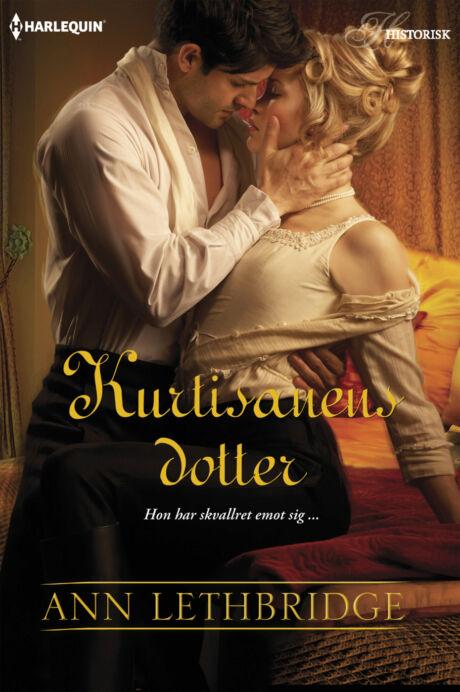Harpercollins Nordic Kurtisanens dotter - ebook