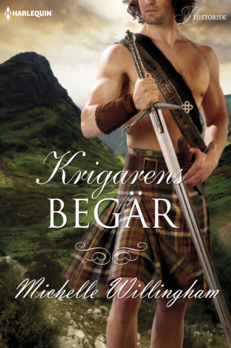 Harpercollins Nordic Krigarens begär - ebook