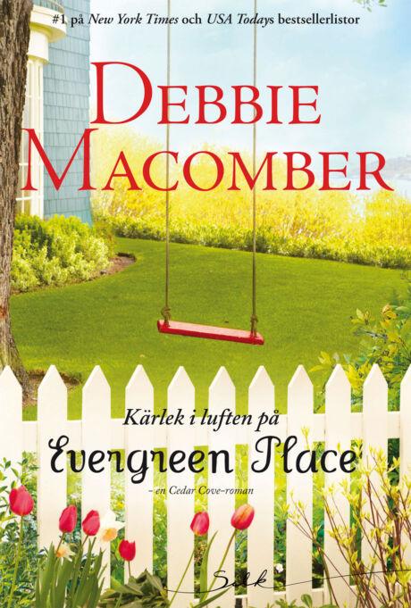 Harpercollins Nordic Kärlek i luften på Evergreen Place - ebook