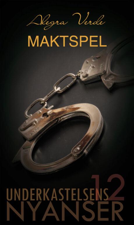 Harpercollins Nordic Maktspel - ebook