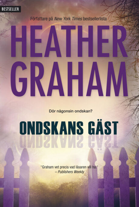 Harpercollins Nordic Ondskans gäst - ebook