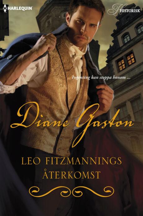 Harpercollins Nordic Leo Fitzmannings återkomst - ebook