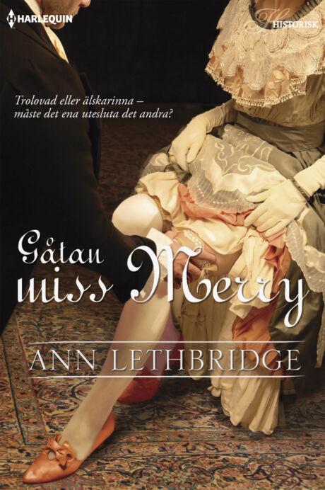Harpercollins Nordic Gåtan miss Merry - ebook