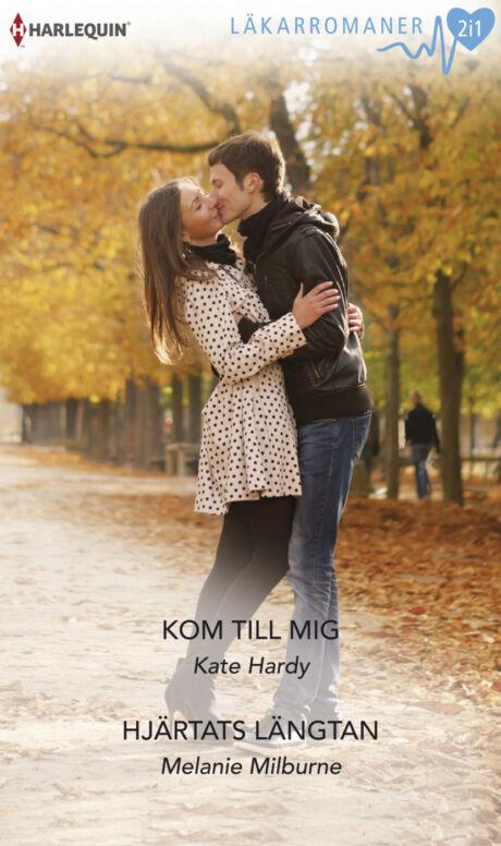 Harpercollins Nordic Kom till mig/Hjärtats längtan - ebook