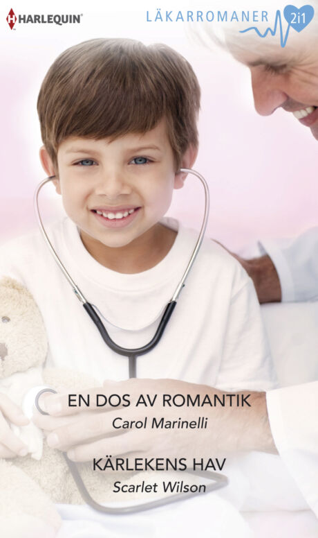 Harpercollins Nordic En dos av romantik/Kärlekens hav - ebook