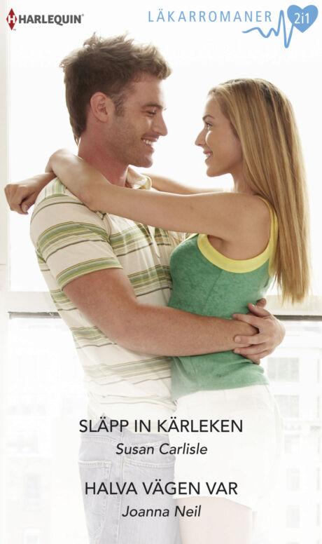 Harpercollins Nordic Släpp in kärleken/Halva vägen var - ebook