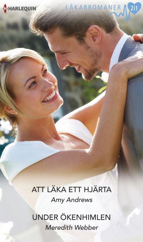 Harpercollins Nordic Att läka ett hjärta/Under ökenhimlen - ebook