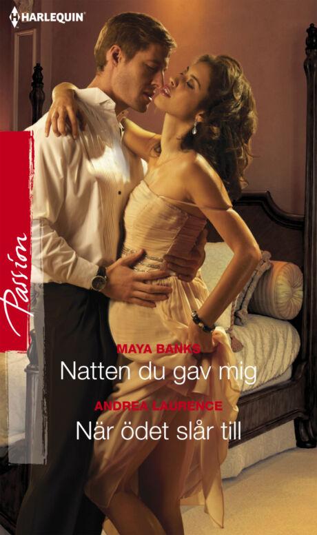 Harpercollins Nordic Natten du gav mig/När ödet slår till - ebook