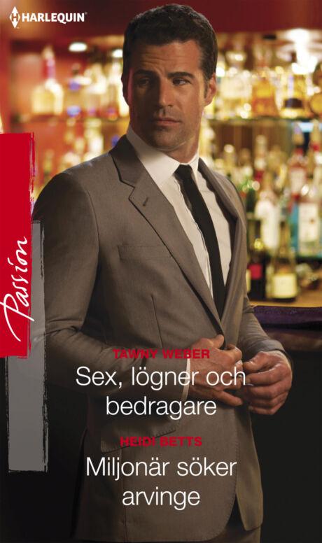 Harpercollins Nordic Sex, lögner och bedragare/Miljonär söker arvinge - ebook