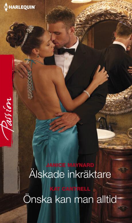 Harpercollins Nordic Älskade inkräktare/Önska kan man alltid - ebook