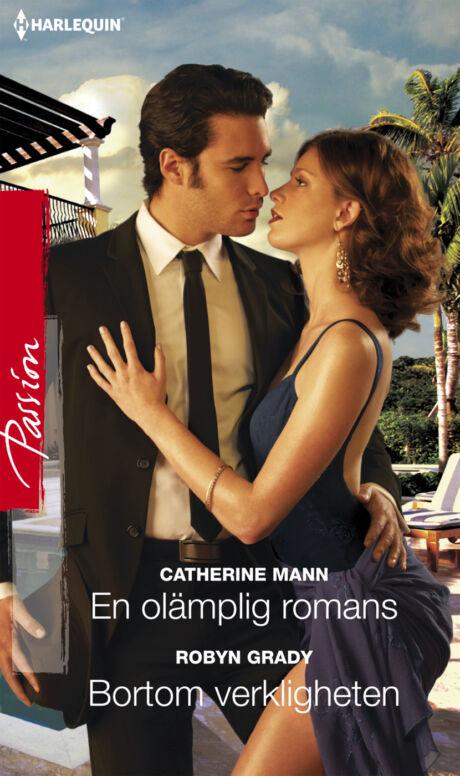 Harpercollins Nordic En olämplig romans/Bortom verkligheten - ebook