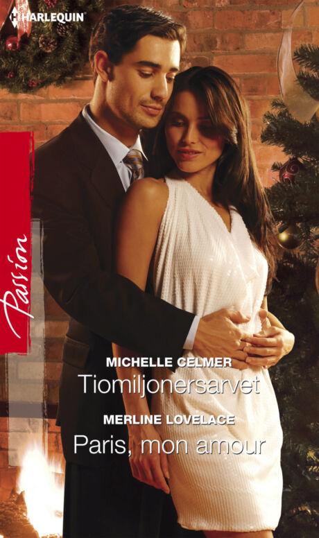 Harpercollins Nordic Tiomiljonersarvet/Paris, mon amour - ebook
