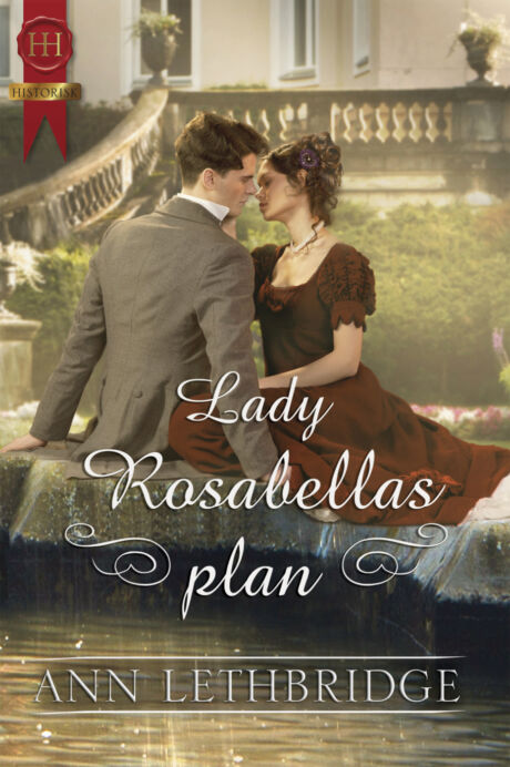 Harpercollins Nordic Lady Rosabellas plan - ebook