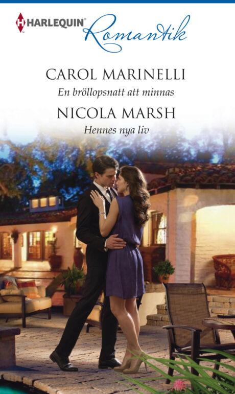 Harpercollins Nordic En bröllopsnatt att minnas/Hennes nya liv - ebook