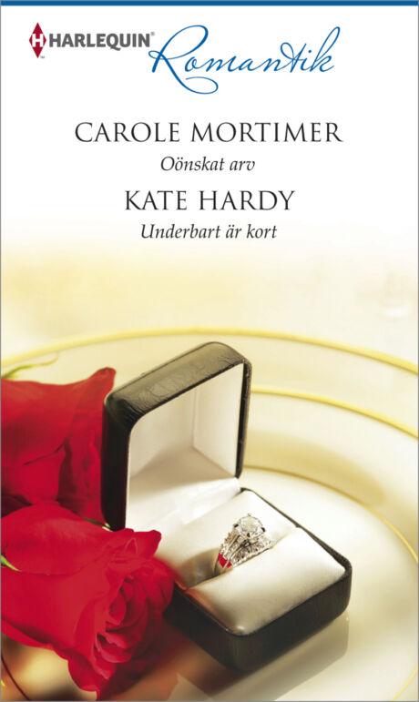 Harpercollins Nordic Oönskat arv/Underbart är kort - ebook