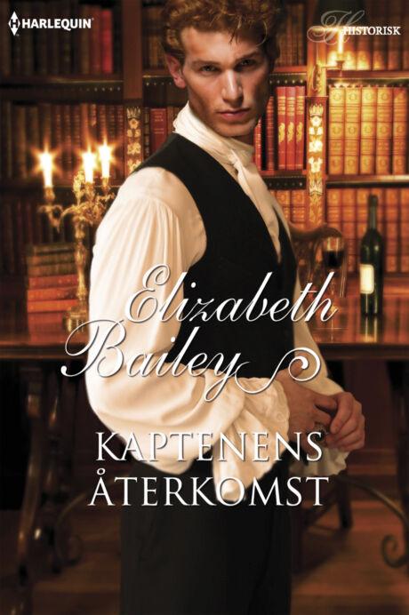Harpercollins Nordic Kaptenens återkomst - ebook