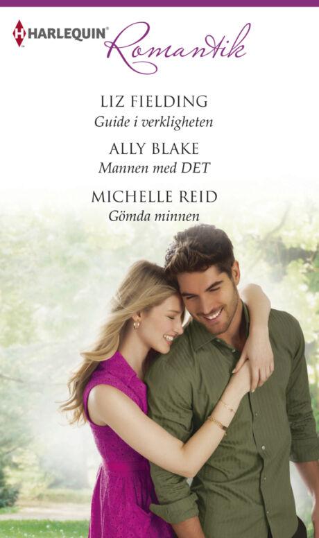 Harpercollins Nordic Guide i verkligheten/Mannen med DET/Gömda minnen - ebook