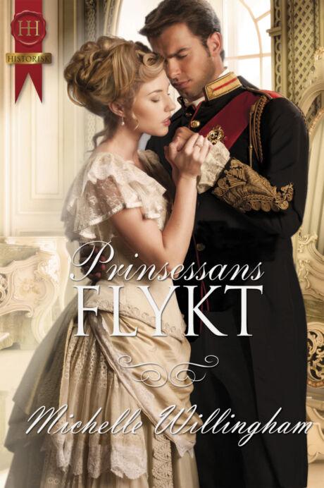 Harpercollins Nordic Prinsessans flykt - ebook