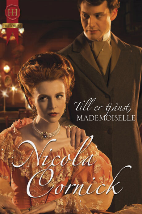 Harpercollins Nordic Till er tjänst, mademoiselle - ebook