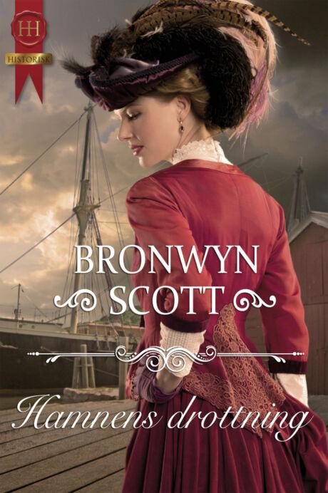 Harpercollins Nordic Hamnens drottning - ebook