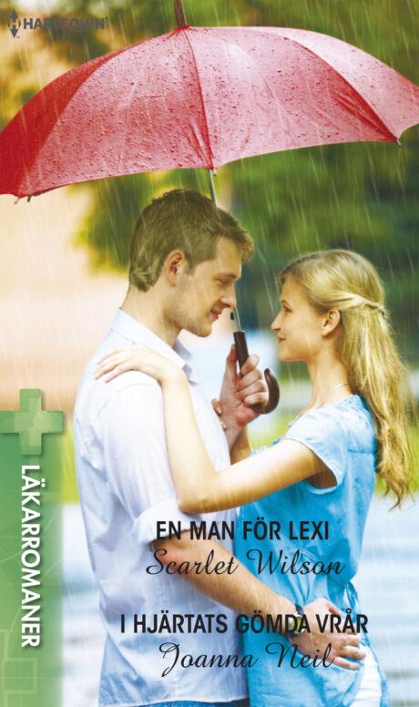 Harpercollins Nordic En man för Lexi/I hjärtats gömda vrår - ebook