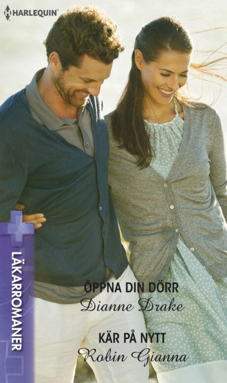 Harpercollins Nordic Öppna din dörr/Kär på nytt - ebook