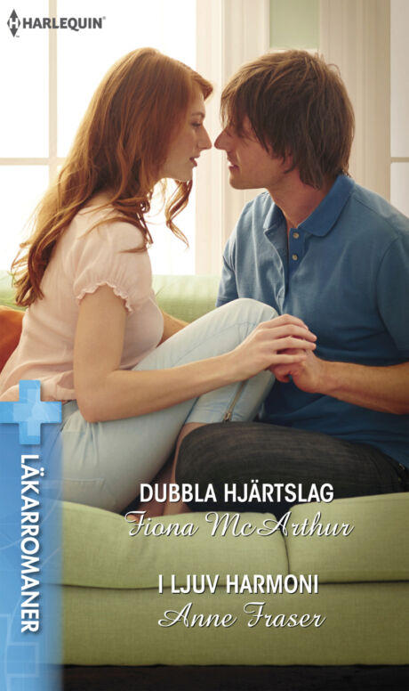 Harpercollins Nordic Dubbla hjärtslag/I ljuv harmoni - ebook