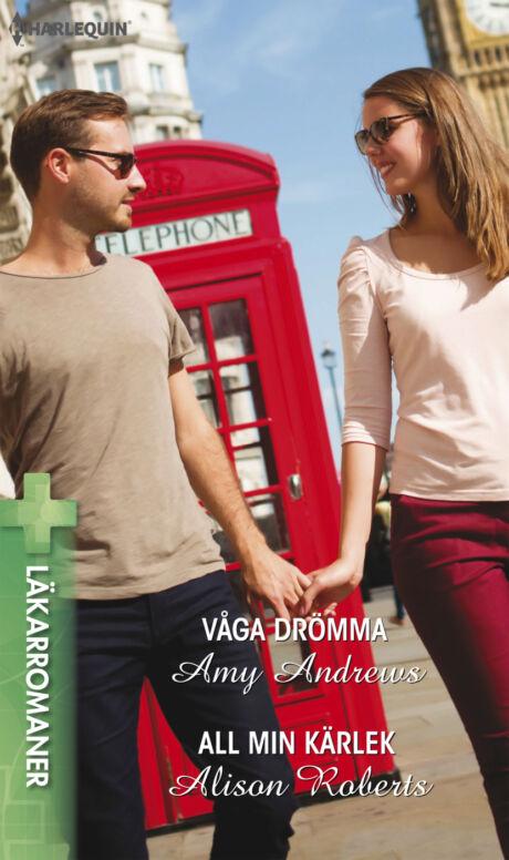 Harpercollins Nordic Våga drömma /All min kärlek - ebook