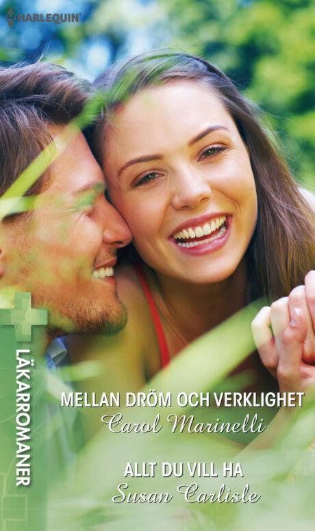 Harpercollins Nordic Mellan dröm och verklighet/Allt du vill ha - ebook