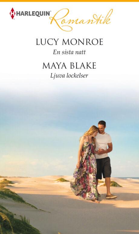 Harpercollins Nordic En sista natt/Ljuva lockelser - ebook