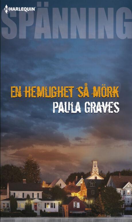 Harpercollins Nordic En hemlighet så mörk - ebook