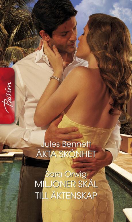 Harpercollins Nordic Äkta skönhet/Miljoner skäl till äktenskap - ebook
