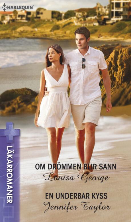 Harpercollins Nordic Om drömmen blir sann/En underbar kyss - ebook