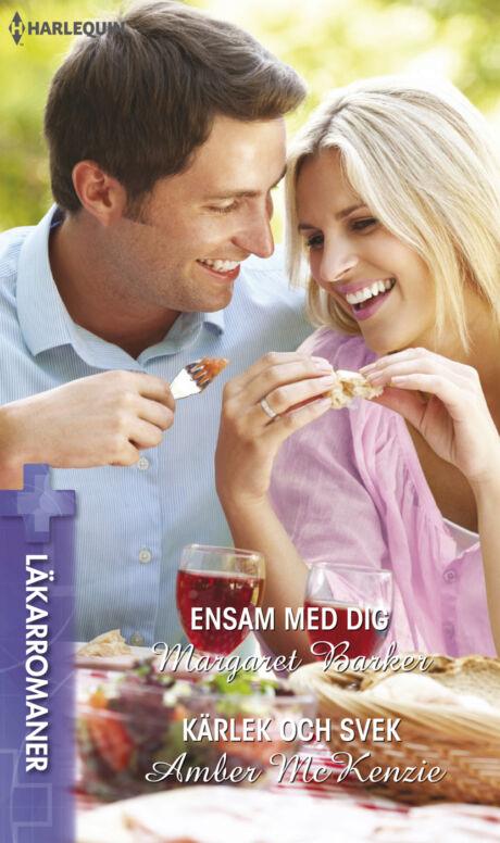 Harpercollins Nordic Ensam med dig/Kärlek och svek - ebook
