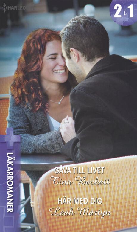 Harpercollins Nordic Gåva till livet/Här med dig - ebook