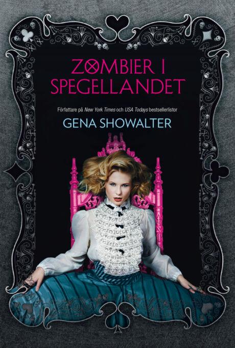 Harpercollins Nordic Zombier i Spegellandet - ebook