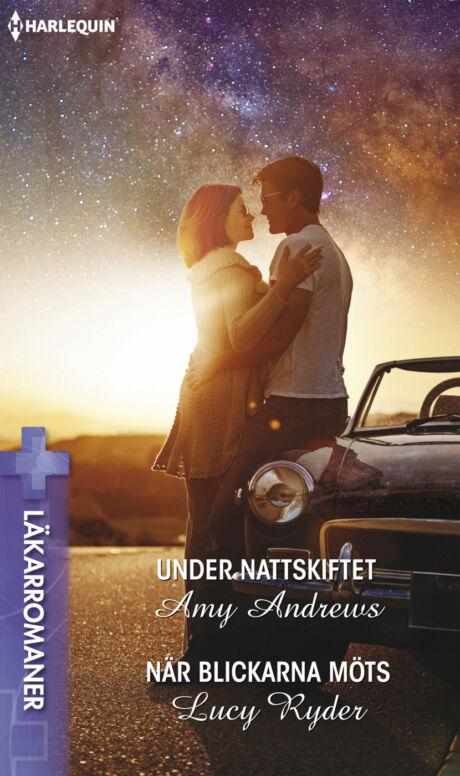 Harpercollins Nordic Under nattskiftet/När blickarna möts - ebook