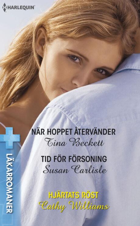 Harpercollins Nordic När hoppet återvänder/Tid för försoning/Hjärtats röst - ebook