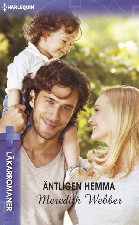 Harpercollins Nordic Äntligen hemma - ebook