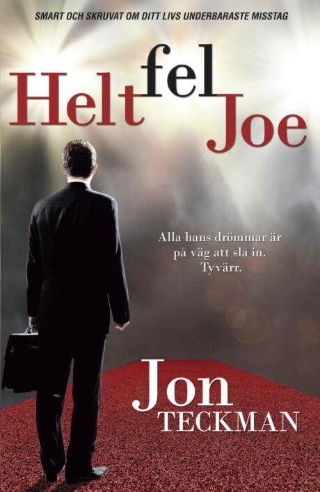 Harpercollins Nordic Helt fel Joe - ebook