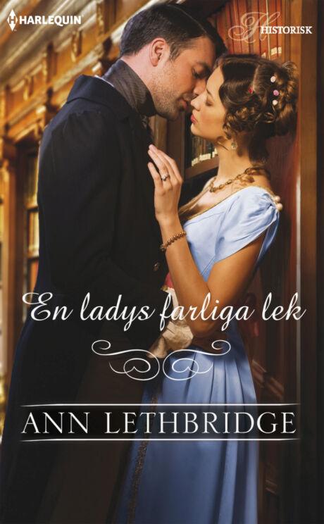 Harpercollins Nordic En ladys farliga lek - ebook