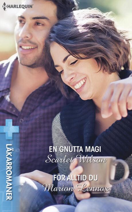 Harpercollins Nordic En gnutta magi/För alltid du - ebook