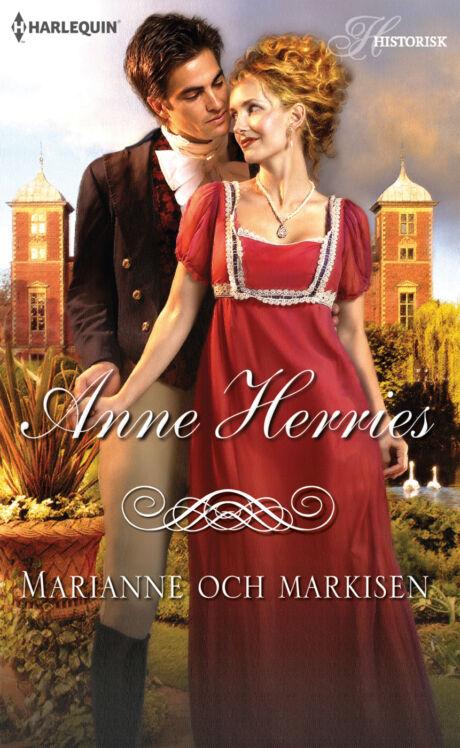 Harpercollins Nordic Marianne och markisen - ebook