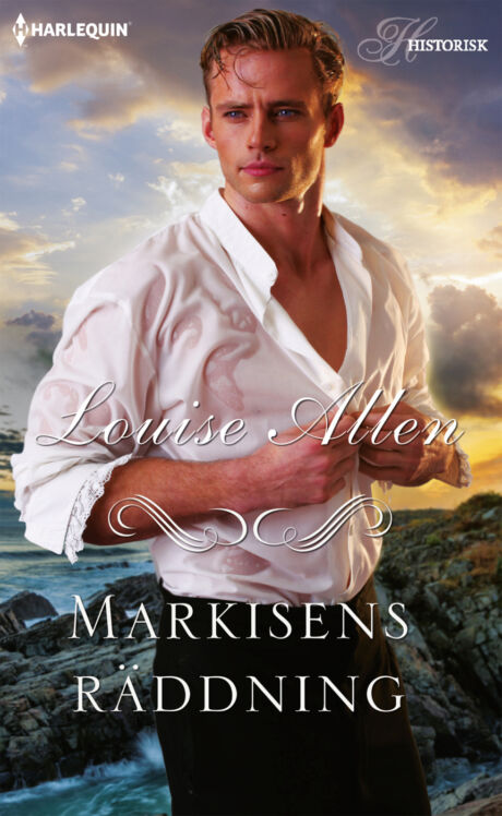 Harpercollins Nordic Markisens räddning - ebook