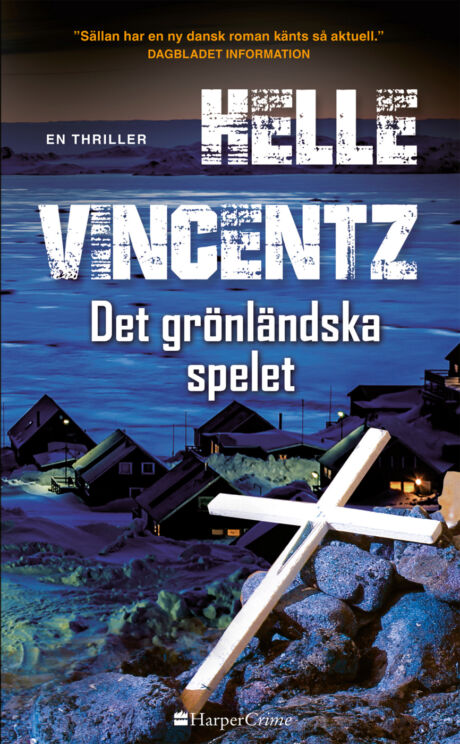 Harpercollins Nordic Det grönländska spelet - ebook