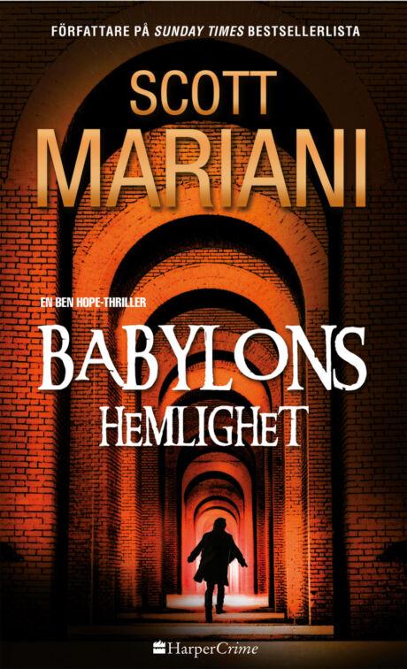 Harpercollins Nordic Babylons hemlighet - ebook
