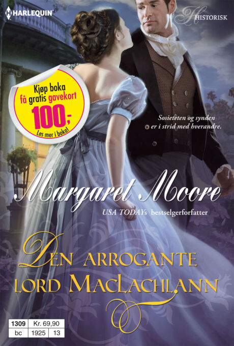 Harpercollins Nordic Den arrogante lord MacLachlann - ebook