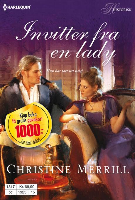 Harpercollins Nordic Invitter fra en lady - ebook