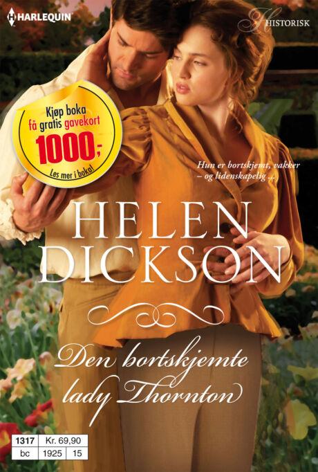 Harpercollins Nordic Den bortskjemte lady Thornton - ebook
